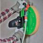 Машина для выравнивания штукатурки c системой подачи воды Eibenstock EPG 400 WP